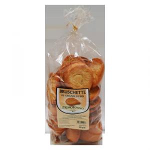 Bruschette di Grano Duro 300 Gr.