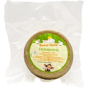 Cacioricotta Affumicata 300 / 340 Gr