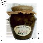 Composta di Peperoni in Olio d'Oliva 280 Gr.