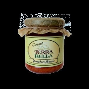 Crema di Pomodori Secchi 180 Gr.