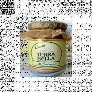 Crema al Salmone 180 Gr.