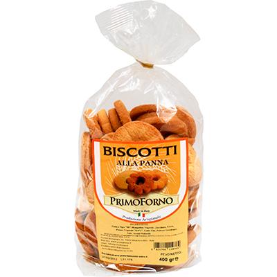 Biscotti di Altamura alla Panna 400 Gr.