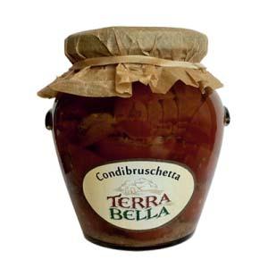 Condibruschetta Classica in Olio d'Oliva 280 Gr.