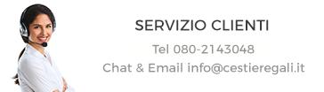 Servizio Clienti Cesti e Regali
