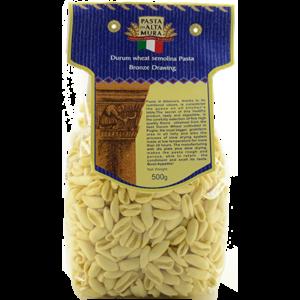 Pasta artigianale di Altamura, formato Cavatellini 500 gr.