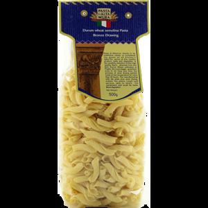 Pasta artigianale di Altamura, formato Torchietti 500 gr.