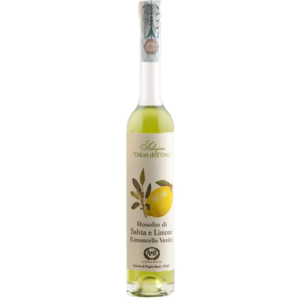 Rosolio di Salvia & Limone, Amari & Rosoli, 10 cl