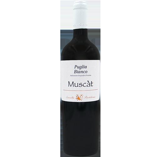 Vino Bianco Puglia Muscat I.G.P. 12% vol.