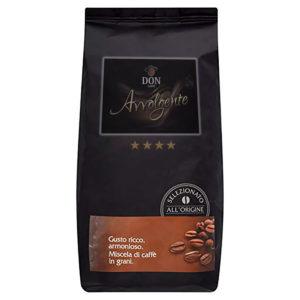 Confezione Caffè in grani Don Caffè 4 STELLE