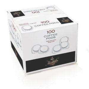 Cartone 100 Cialde Don Caffè Avvolgente